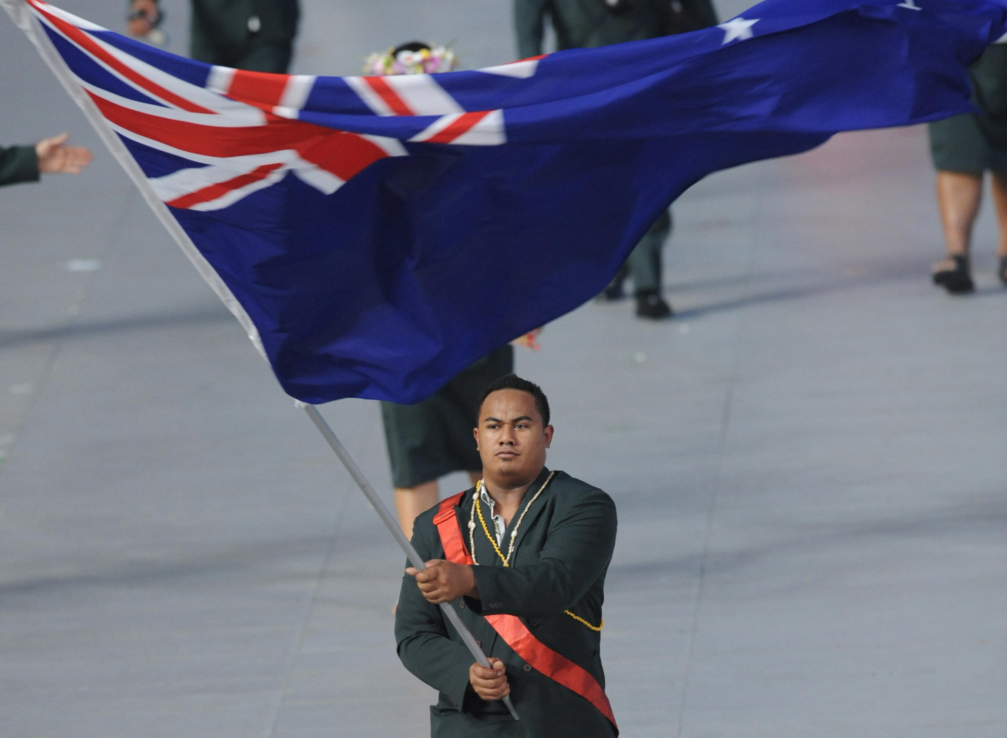 The Cook Islands has competed at every Summer Olympics since Seoul 1988 ©Getty Images