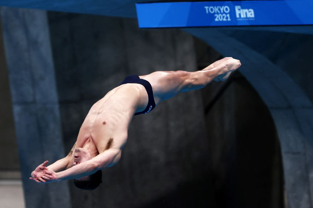 The Diving World Cup in Tokyo was an Olympic qualifier and a test event for the Games ©Getty Images
