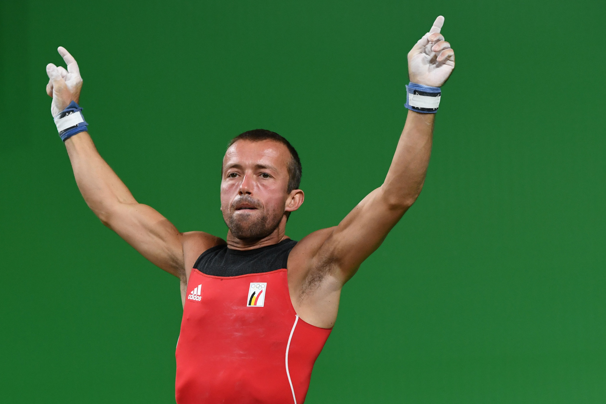 Tom Goegebuer, now President of the Belgian Weightlifting Federation, rejected a suggestion that he had anything to do with the new Olympic qualification system, or that it unduly benefited Belgian athletes