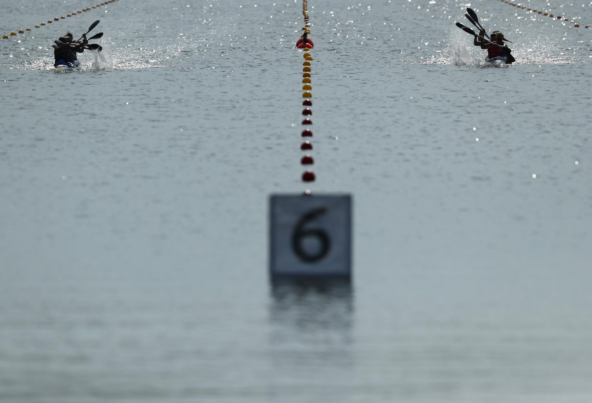 European Olympic canoe sprint qualifier underway in Szeged