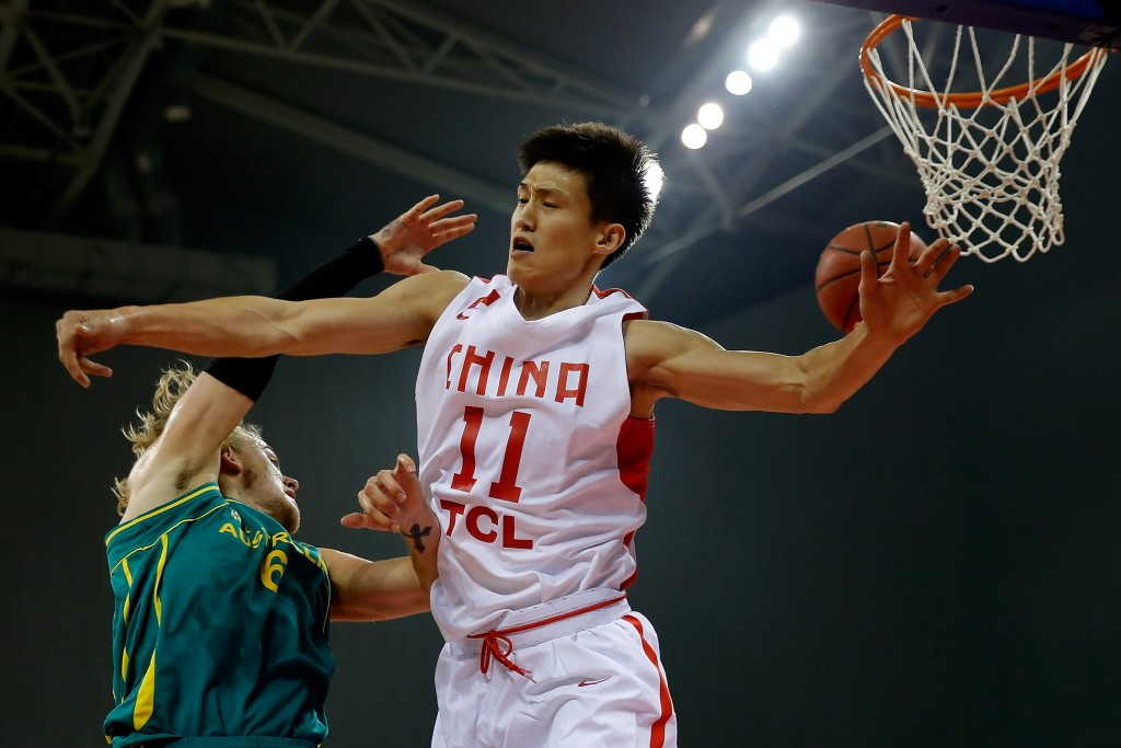 China submit bid book in quest to host 2019 Basketball World Cup