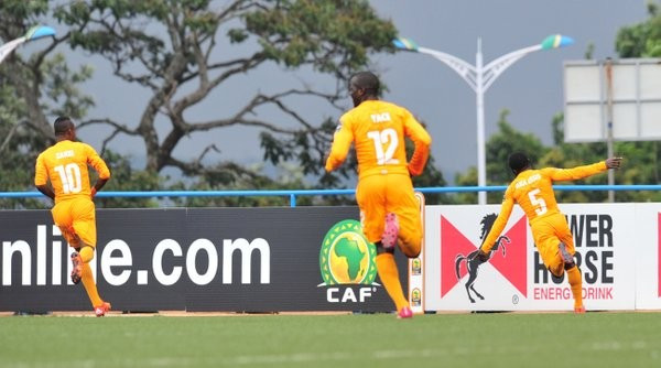 Ivory Coast thrash Gabon to join hosts in 2016 African Nations Championship quarter-finals