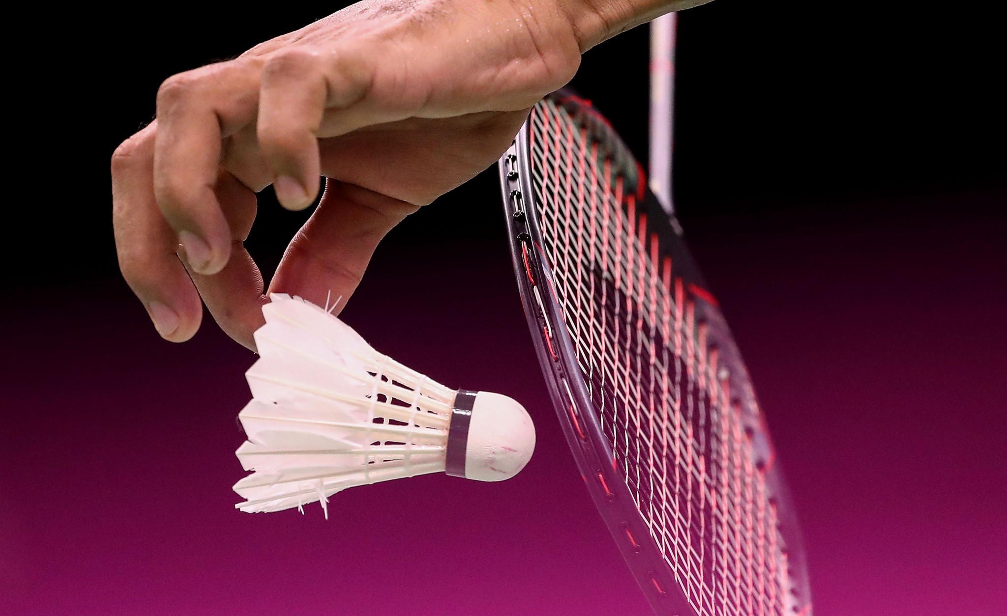 Upsets on day three of the Spanish Para Badminton International