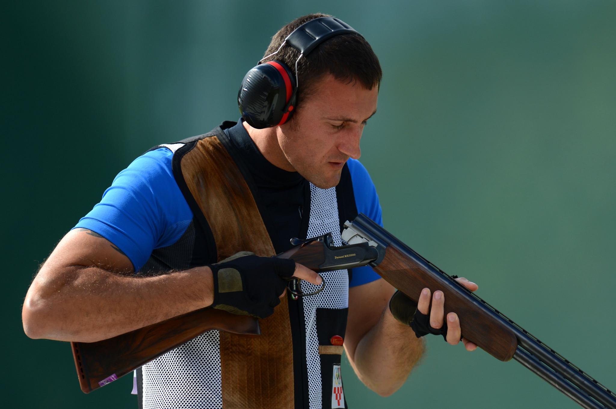 Giovanni Cernugoraz ha finora un curriculum perfetto nelle qualificazioni alle gare maschili © Getty Images