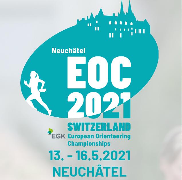 Strand slip helps hosts Switzerland to winning start at sprint events at European Orienteering Championships