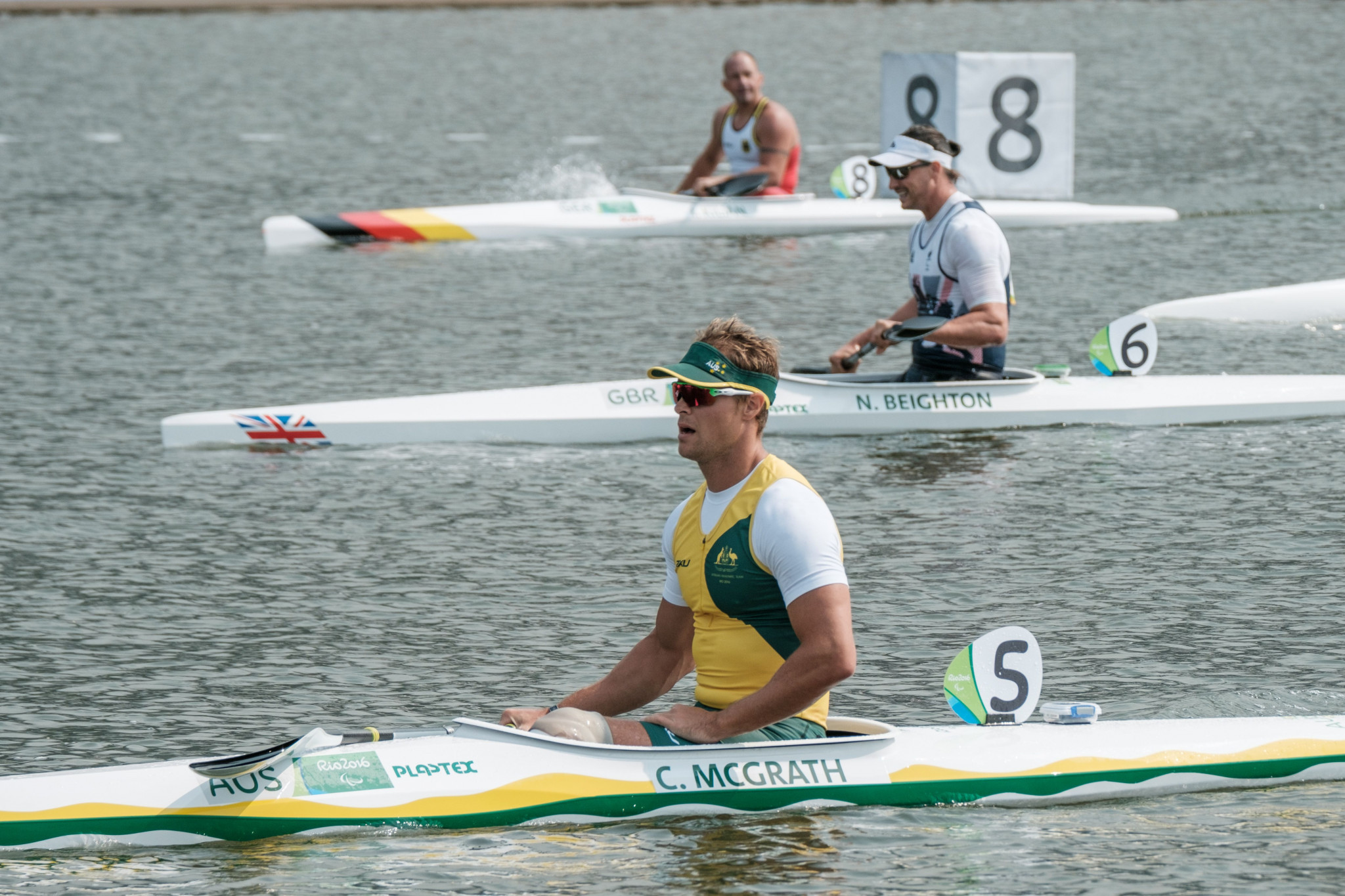 Hart hopeful of Paralympics debut while Ripa aims for fourth Games at Paracanoe qualifying event