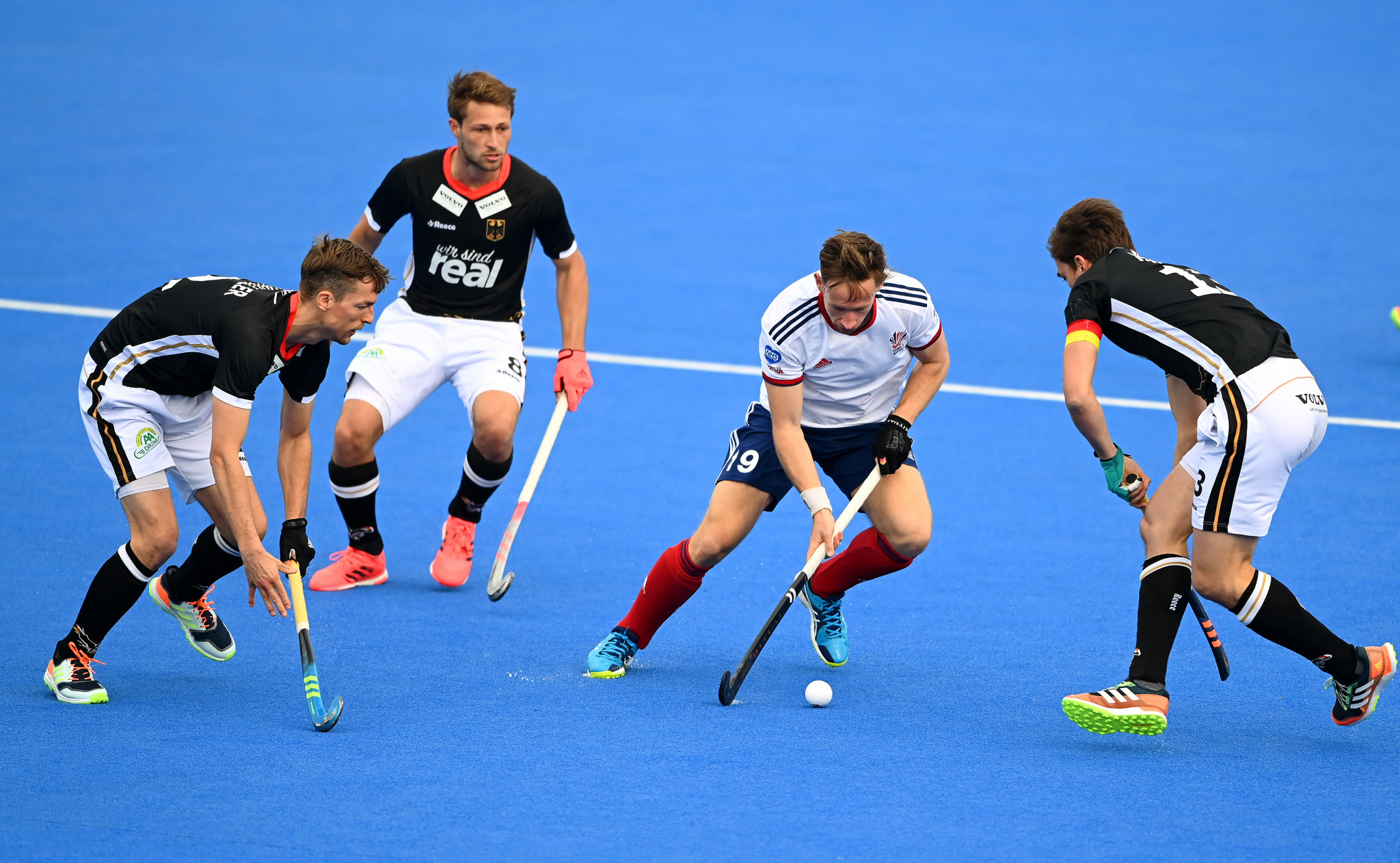 Britain claim double success against Germany in latest FIH Pro League matches