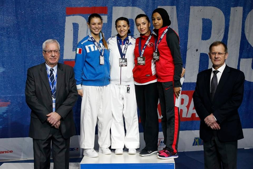 Recchia lights up Paris Open with stunning gold on successful final day for hosts France