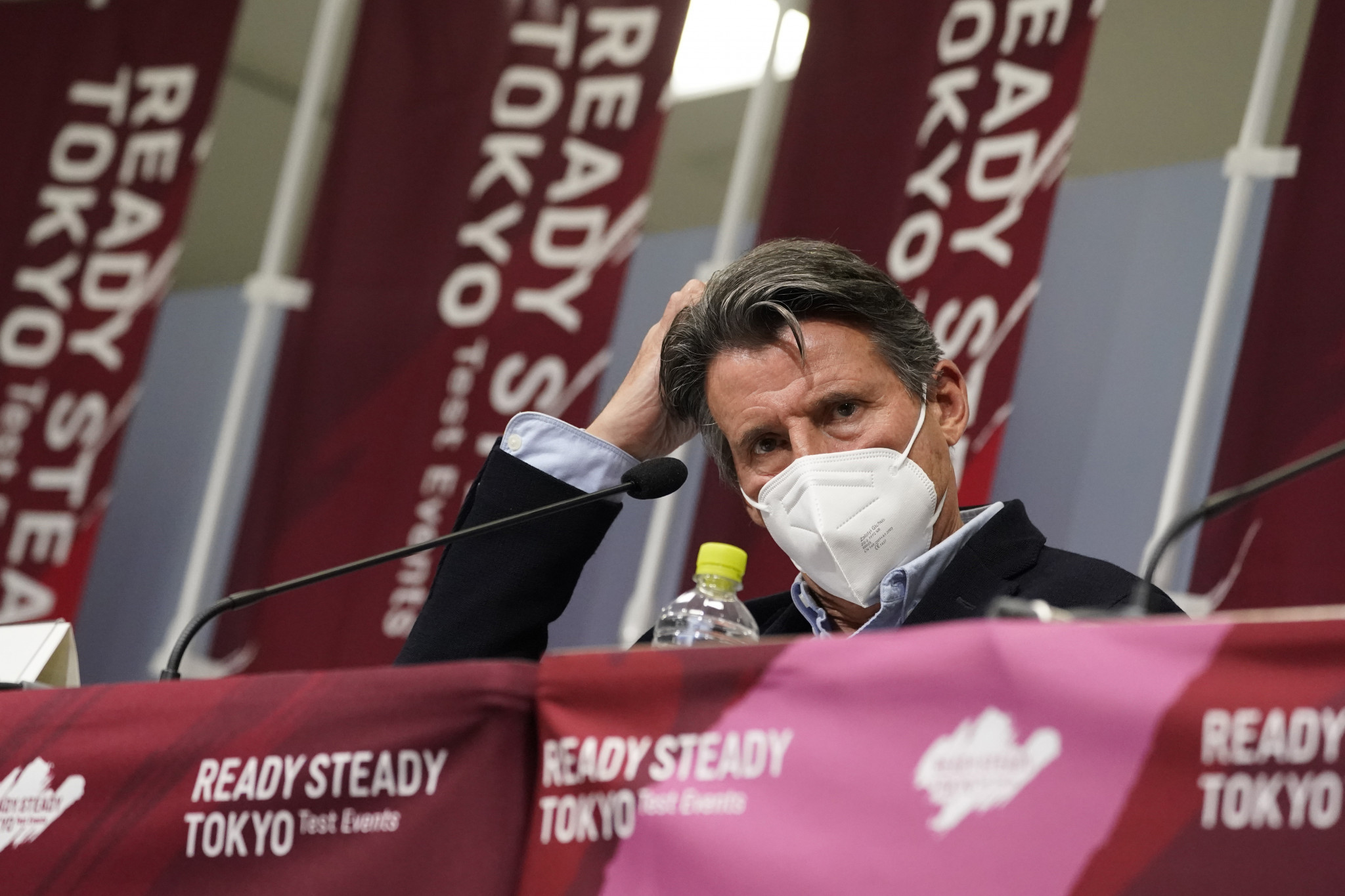 Coe reassured Tokyo 2020 can be held safely following attendance at test events