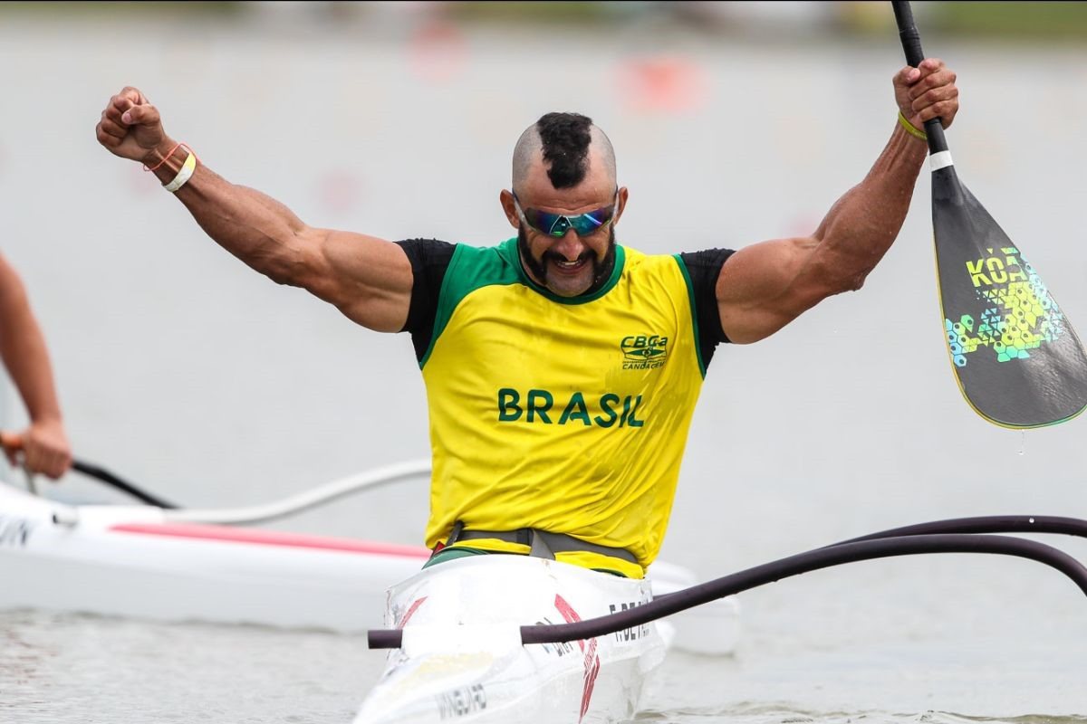 Brazil among 200m winners in Paralympic qualifiers at Szeged Paracanoe World Cup