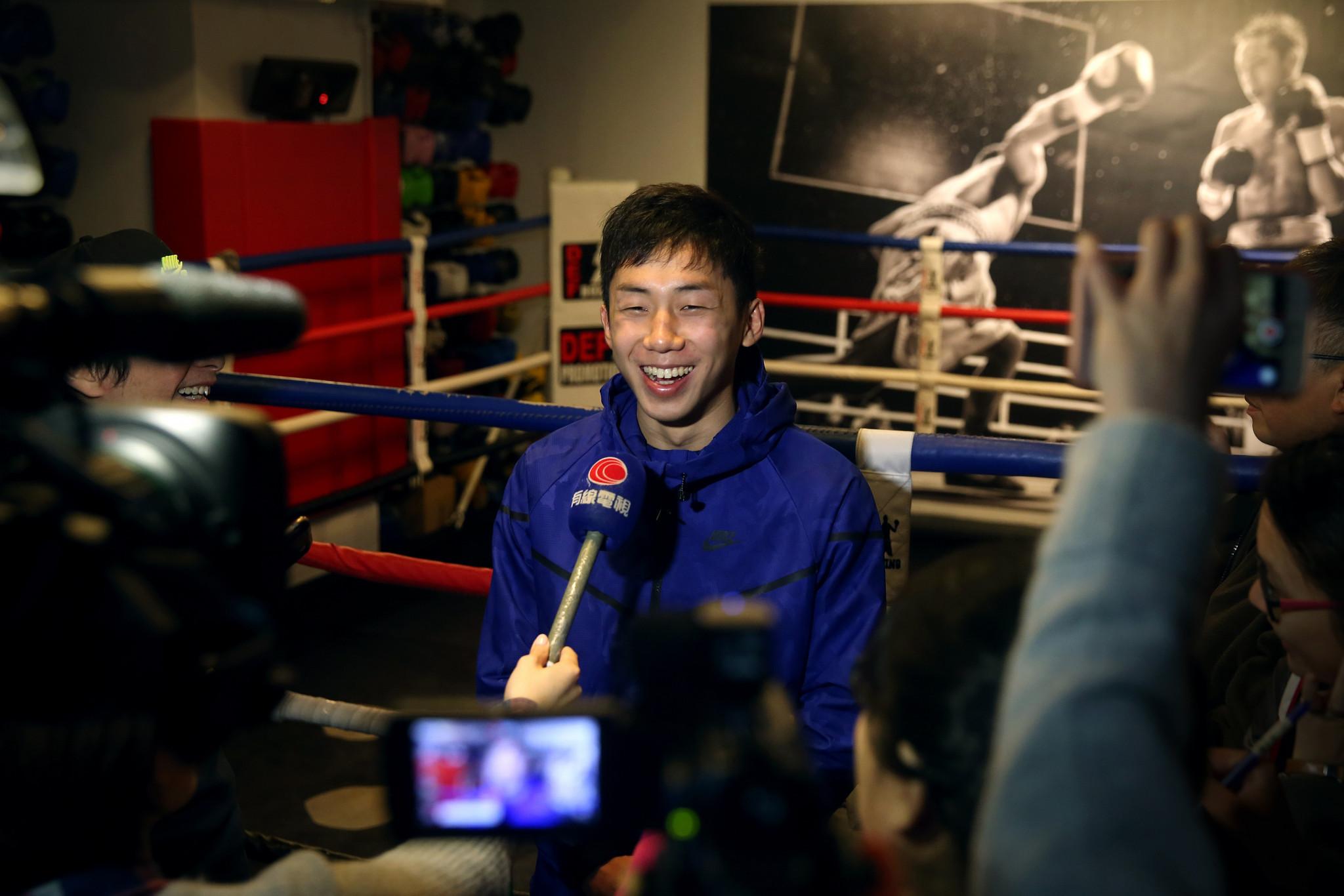 Hong Kong boxer Tso targets Paris 2024 after COVID-19 wrecks Tokyo dream