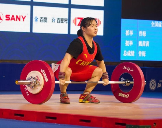 Chinese weightlifting goes from strength to strength - but there's bad news for Iran
