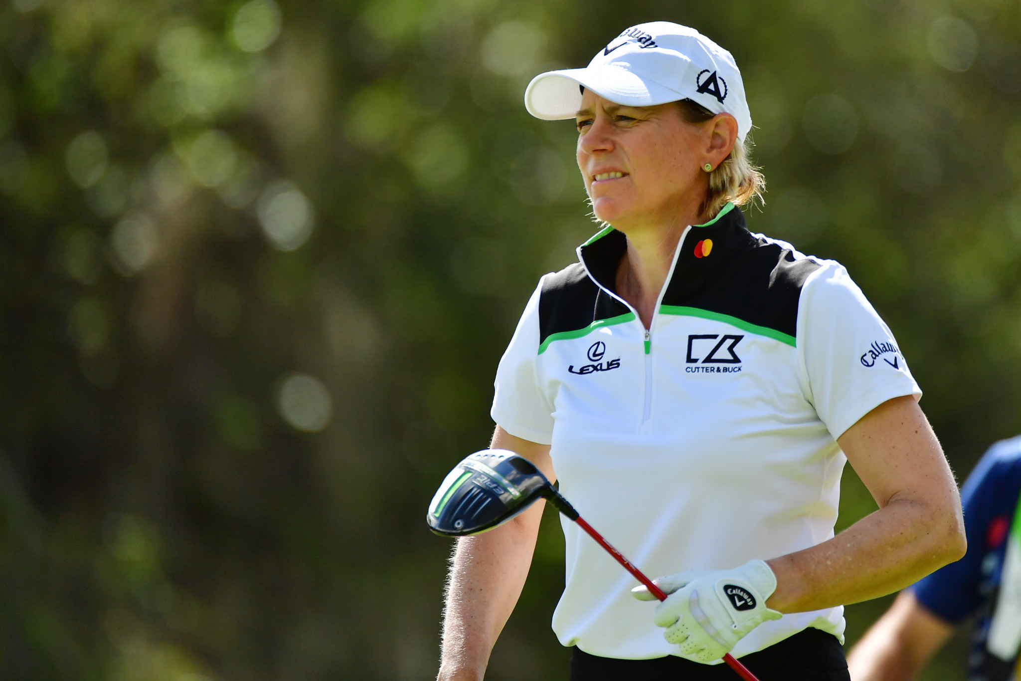 Annika Sörenstam, the IGF President, would likely miss the start of the Tokyo 2020 Olympic golf tournaments ©Getty Images