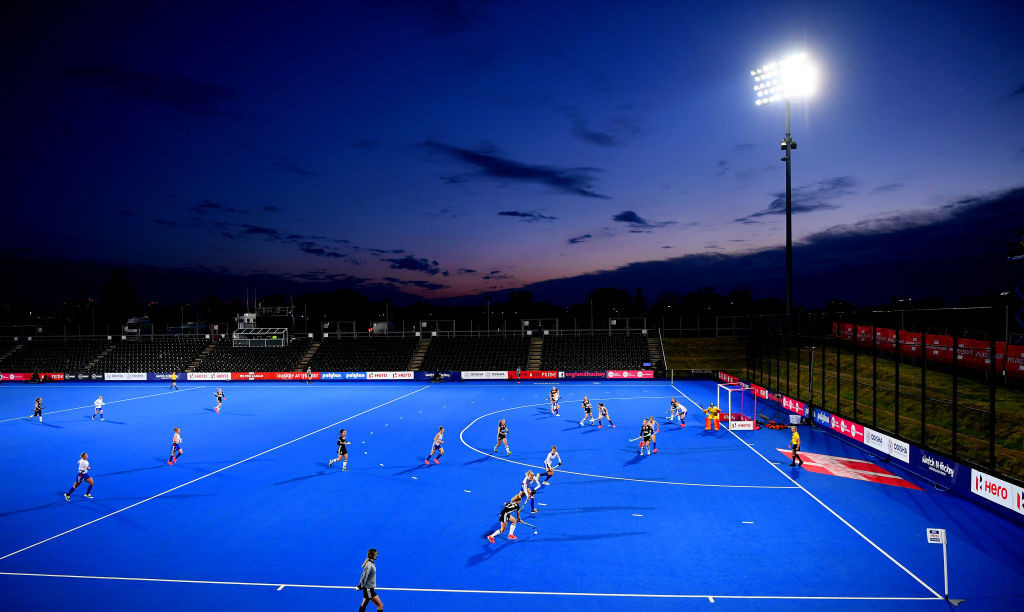 The launch of the Hockey Pro League has not gone to plan for the FIH ©Getty Images