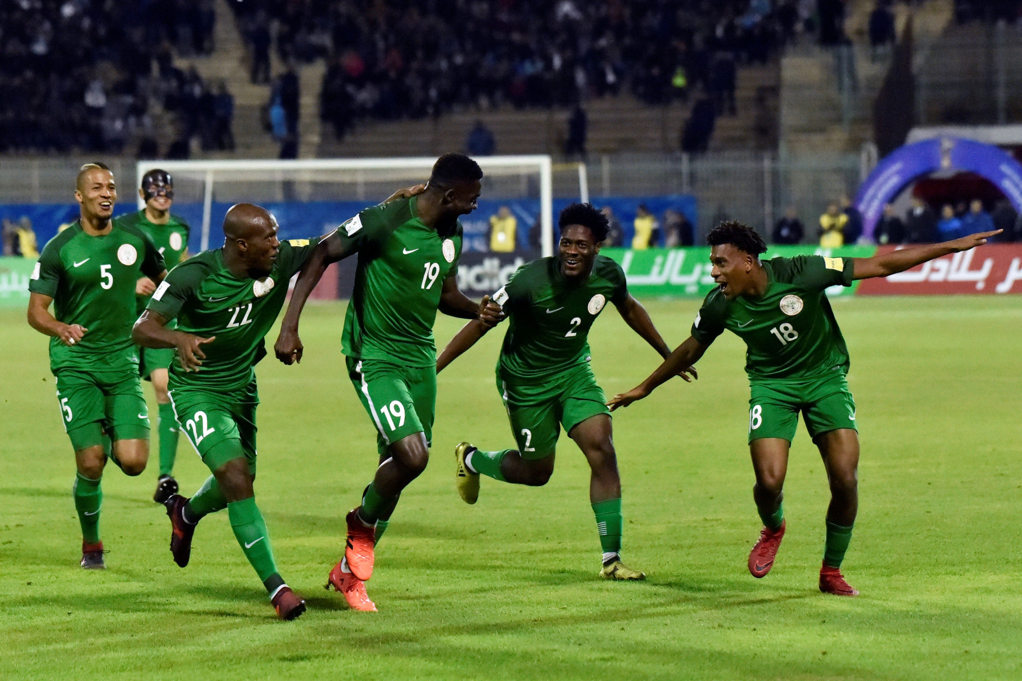 Postponed African FIFA World Cup qualifiers moved to September to March dates
