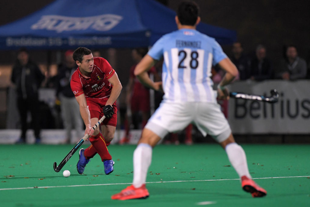 Travel restrictions force postponement of Hockey Pro League matches between Belgium and Argentina