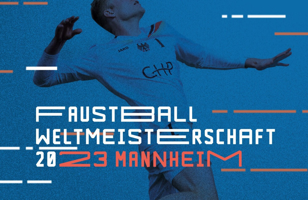 Excitement building in Mannheim ahead of 2023 World Fistball Championship