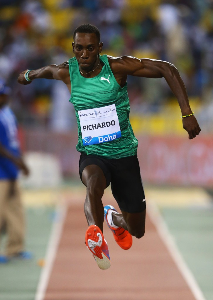 Pichardo leaps to fourth longest triple jump ever to highlight IAAF Diamond League season opener