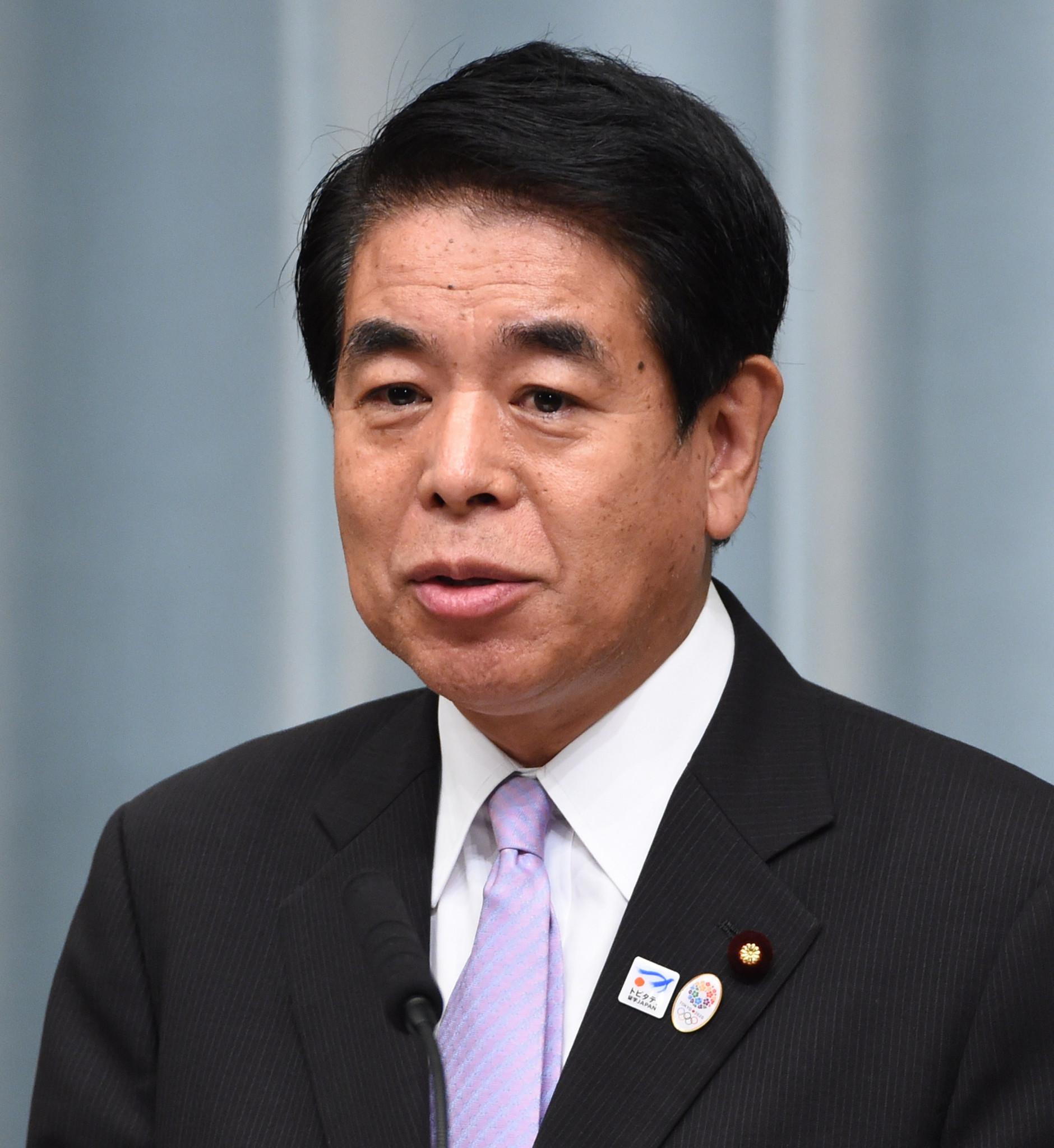 Senior Japanese politician calls for decision on Tokyo 2020 spectators before Bach visit
