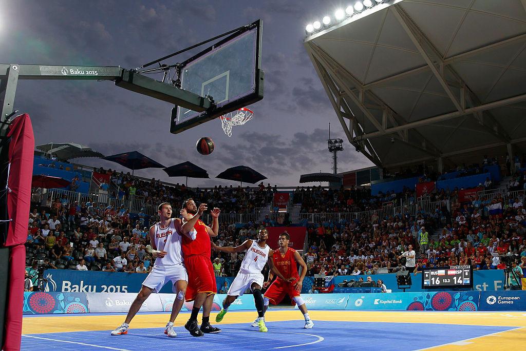 EOC confirms addition of 3x3 basketball to Kraków-Małopolska 2023 European Games