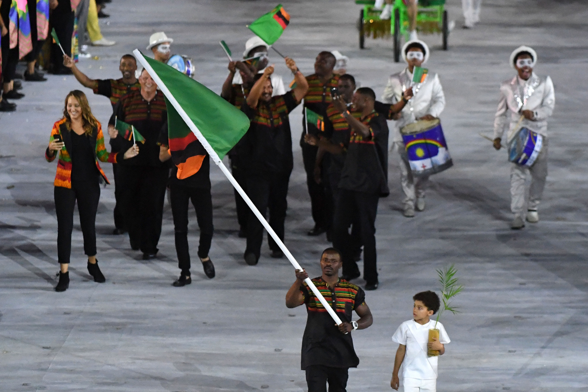 """Zambian Chef de Mission warns officials will need to be """"guards"""" for Tokyo 2020 athletes"""
