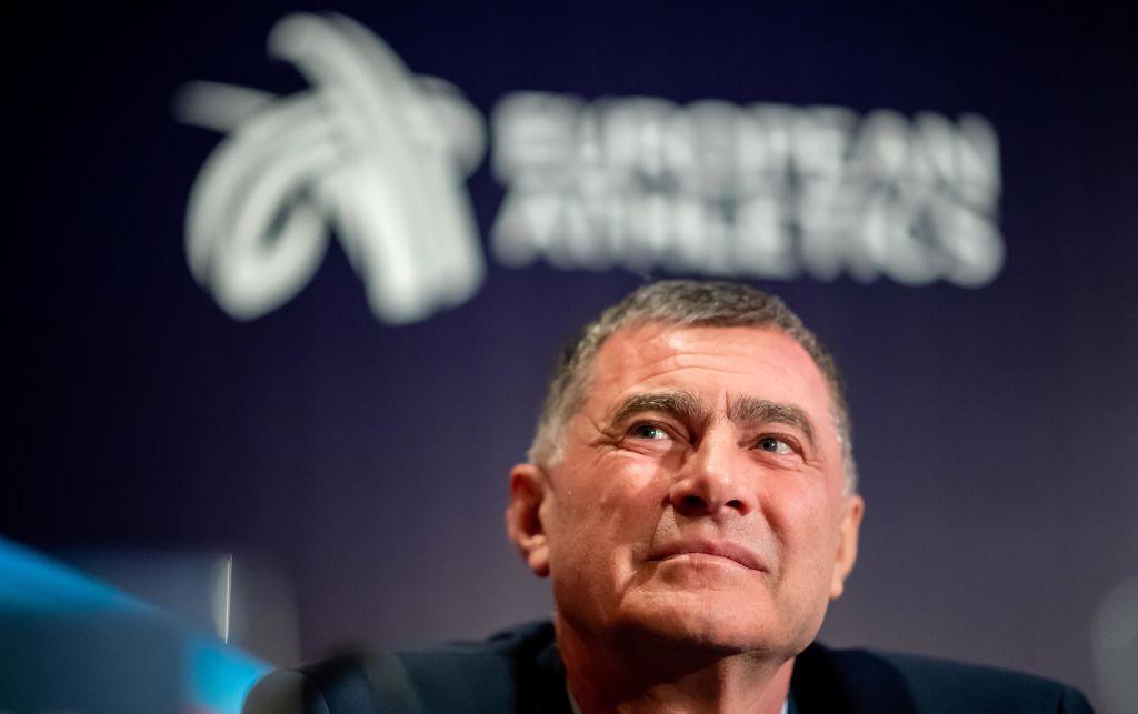 European Athletics Interim President Karamarinov backs IOC Rule 50 on athlete protests