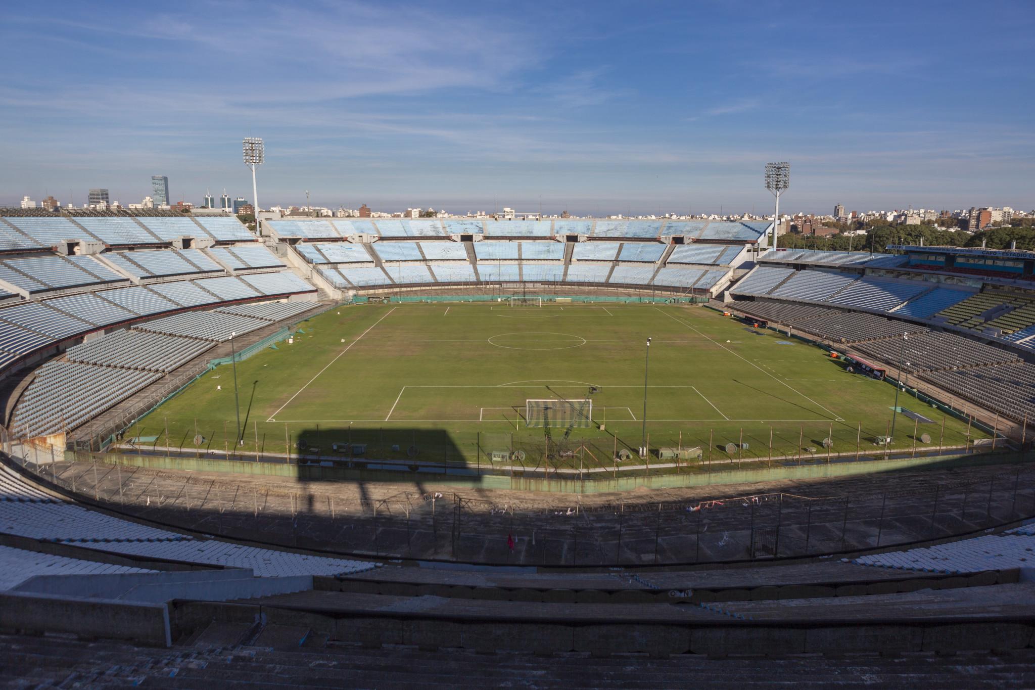 La CONMEBOL espera que la final relance el estadio Estadio Centenario para impulsar su candidatura a la Copa Mundial de la FIFA 2030 © Getty Images