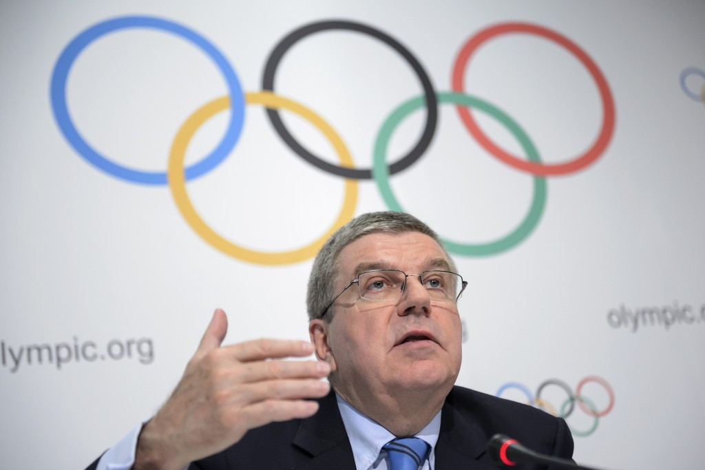 Thomas Bach's Presidency of the IOC has helped Germany to fifth in the rankings