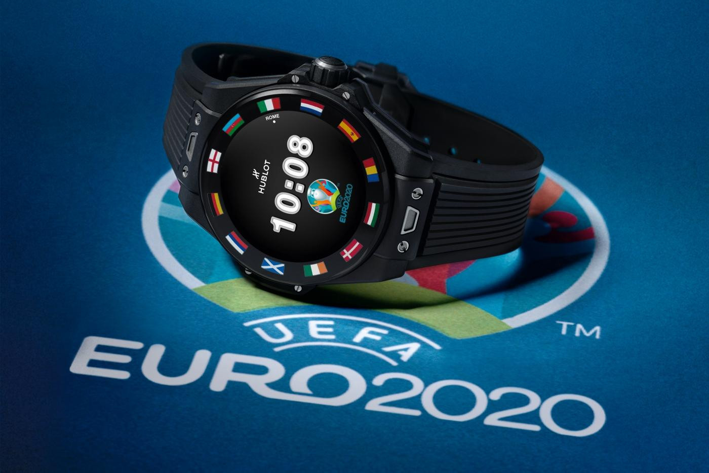 Hublot launch limited edition watch to mark sponsorship of Euro 2020
