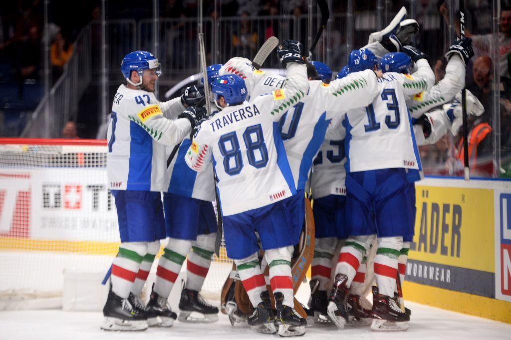 COVID-19 positives deplete Italian team for IIHF World Championship