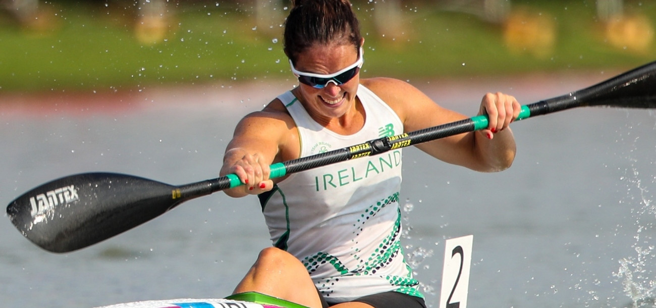 Ireland's Egan hoping she is third time lucky at ICF Canoe Sprint Global Olympic qualifier in Siberia
