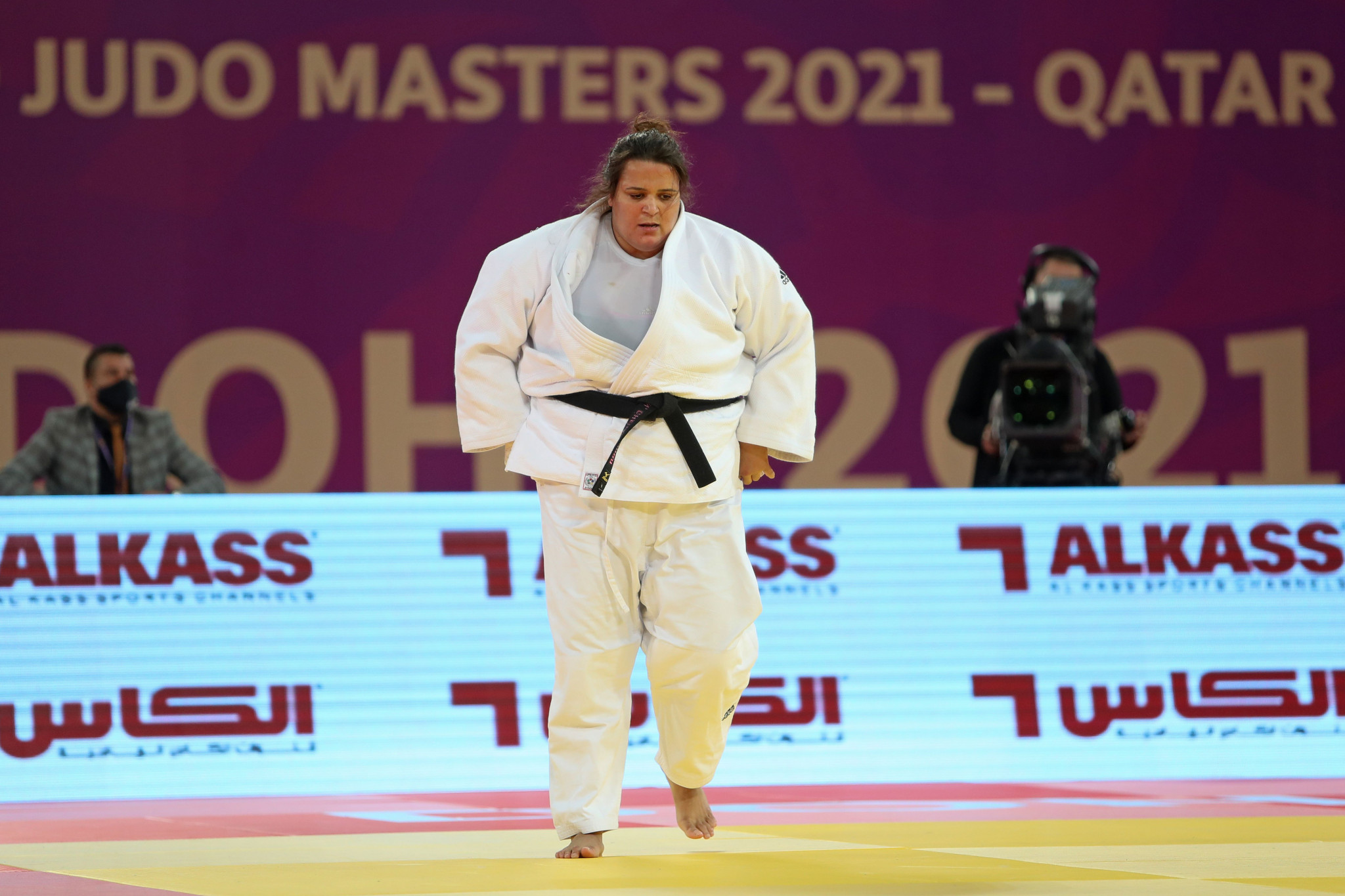 Rouhou reclaims title on final day of African Judo Championships