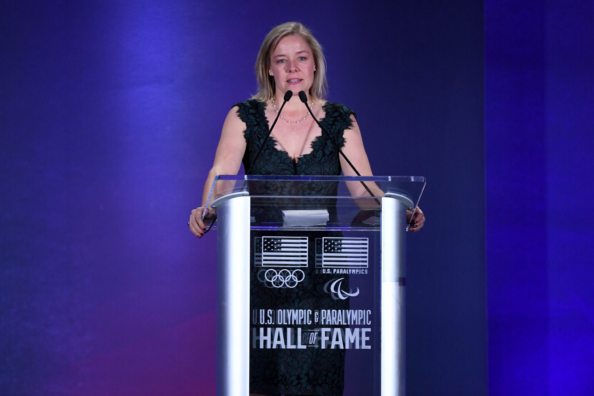 USOPC chief executive Sarah Hirshland said the organisation was