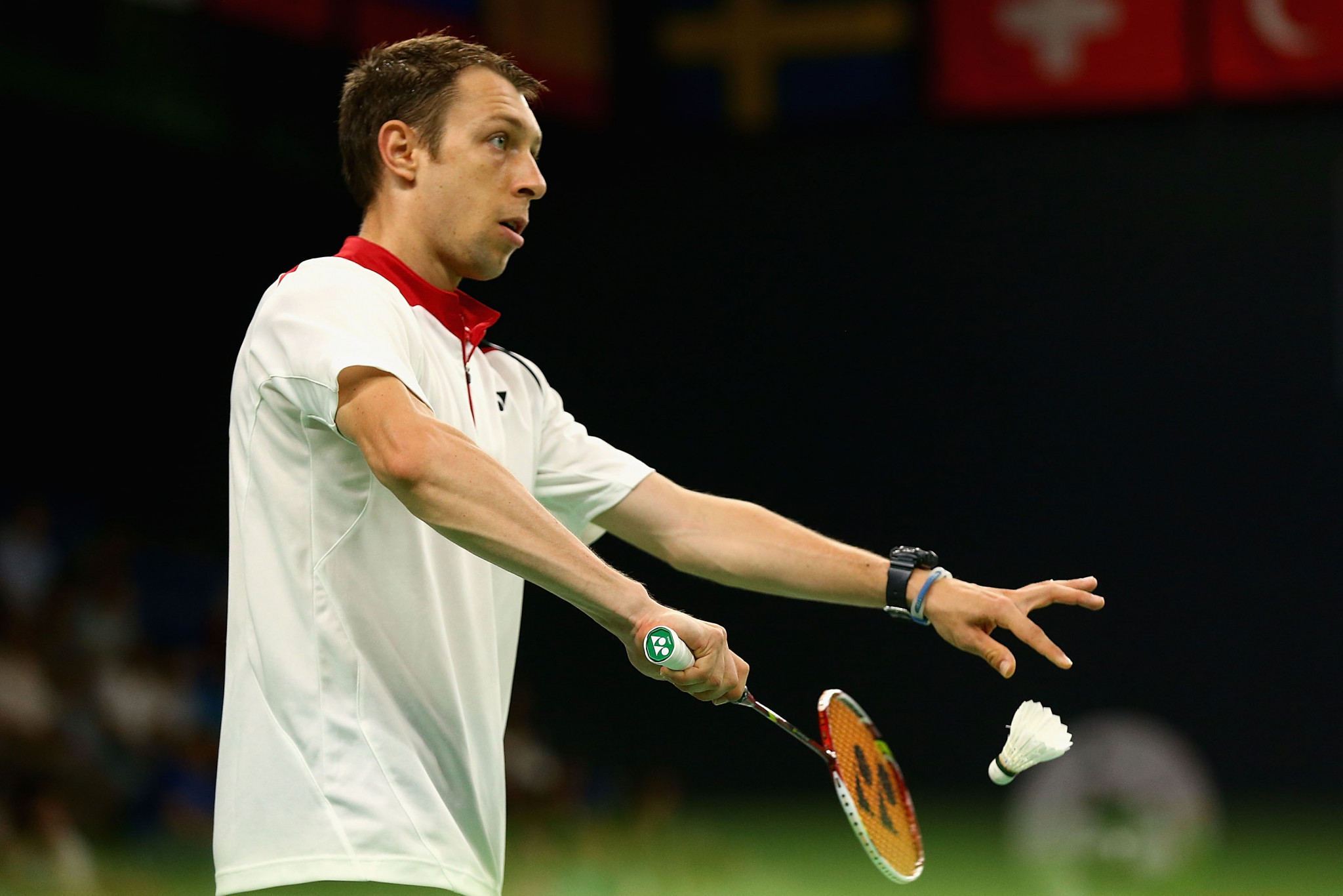 Top men's singles seeds through on day three of Spain Masters