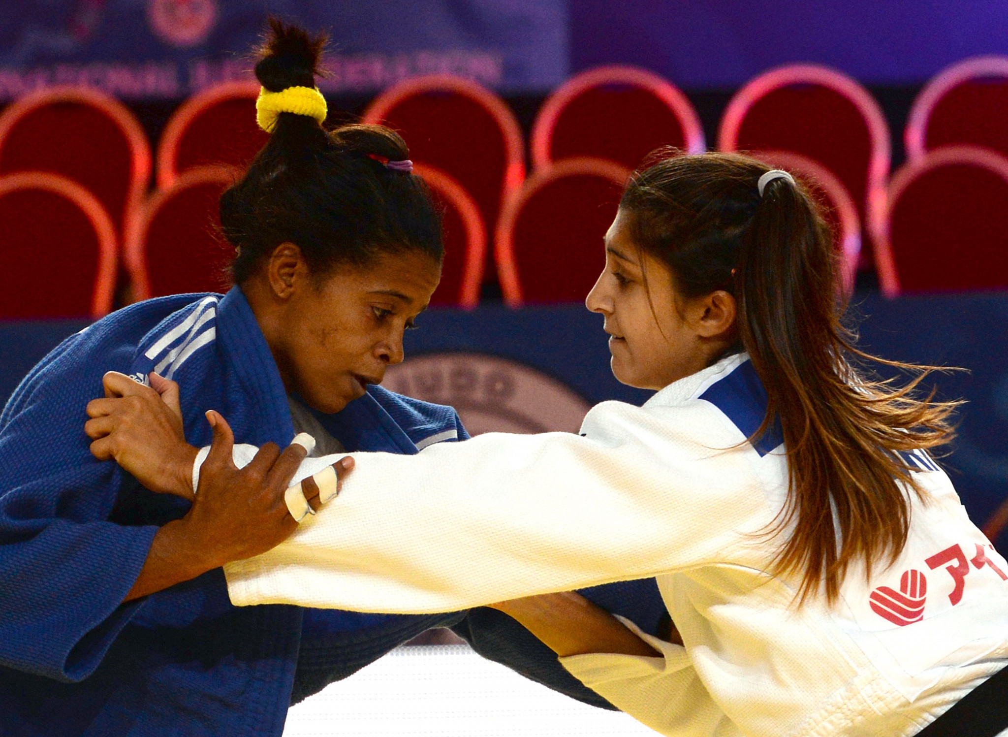 Four-time champion Dhouibi knocked out on opening day of African Judo Championships