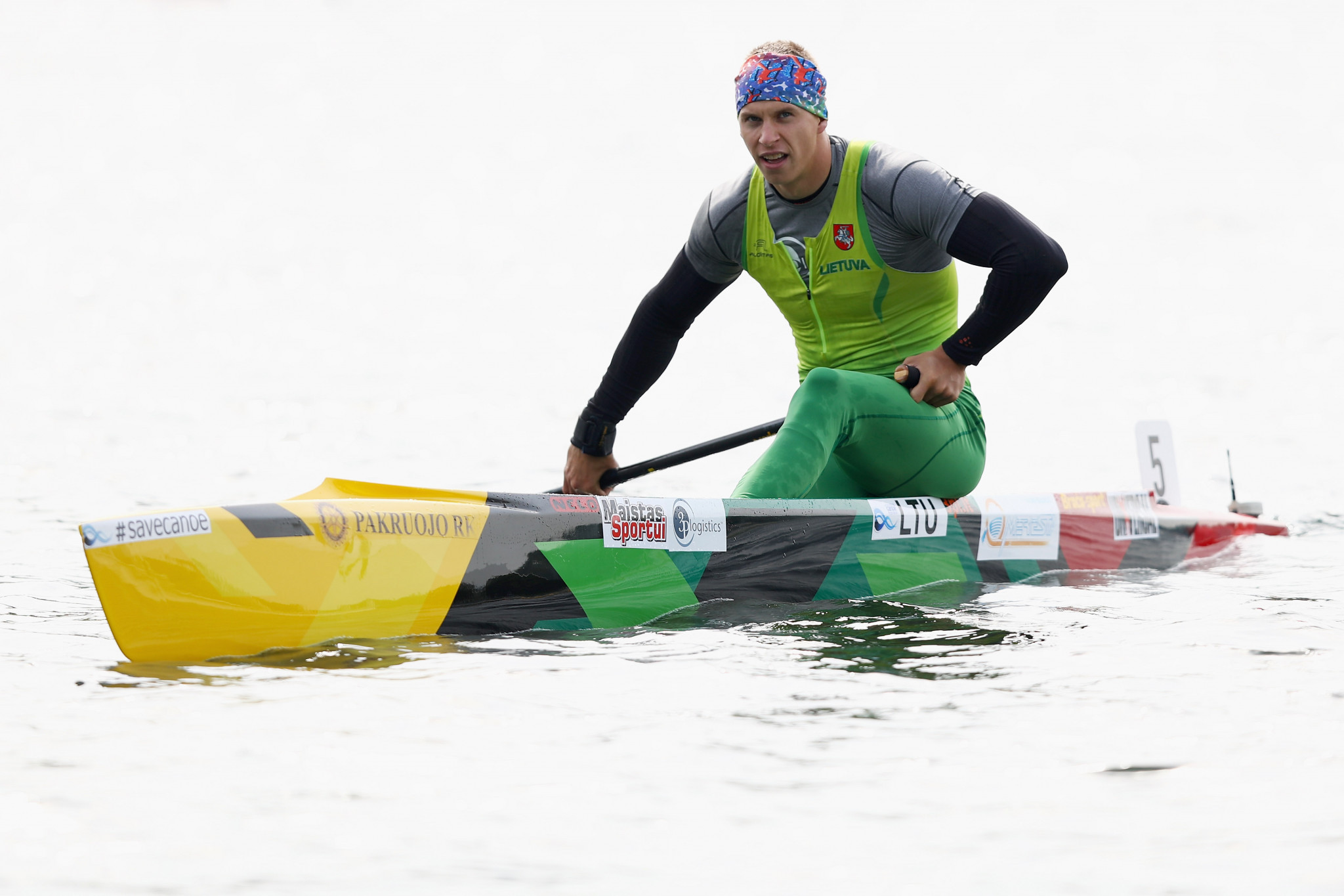 """""""Underdog"""" Chen eyes Tokyo 2020 place after success in canoe sprint heats in Russia"""
