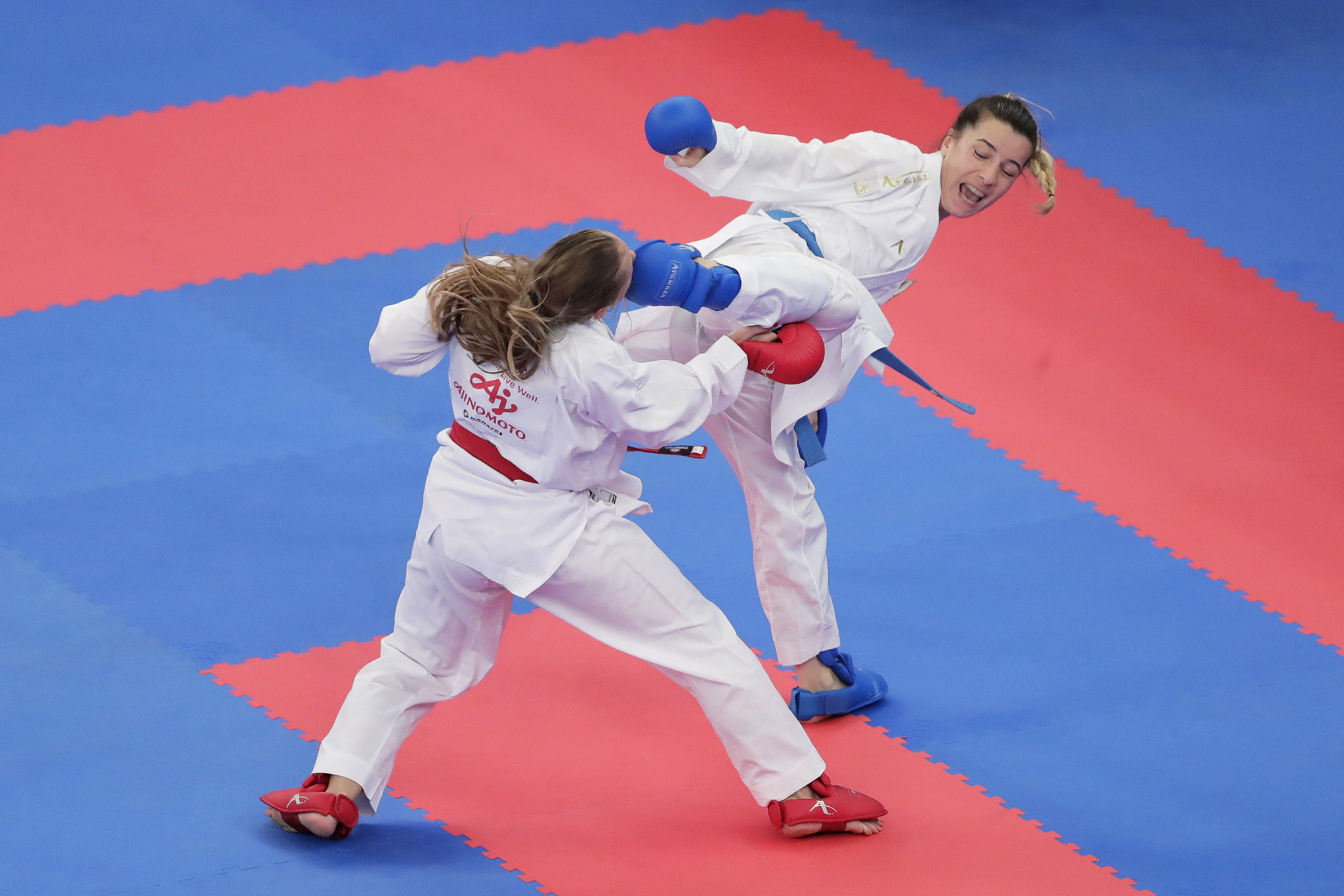 Messerschmidt secures place at Tokyo 2020 on second day of European Karate Championships