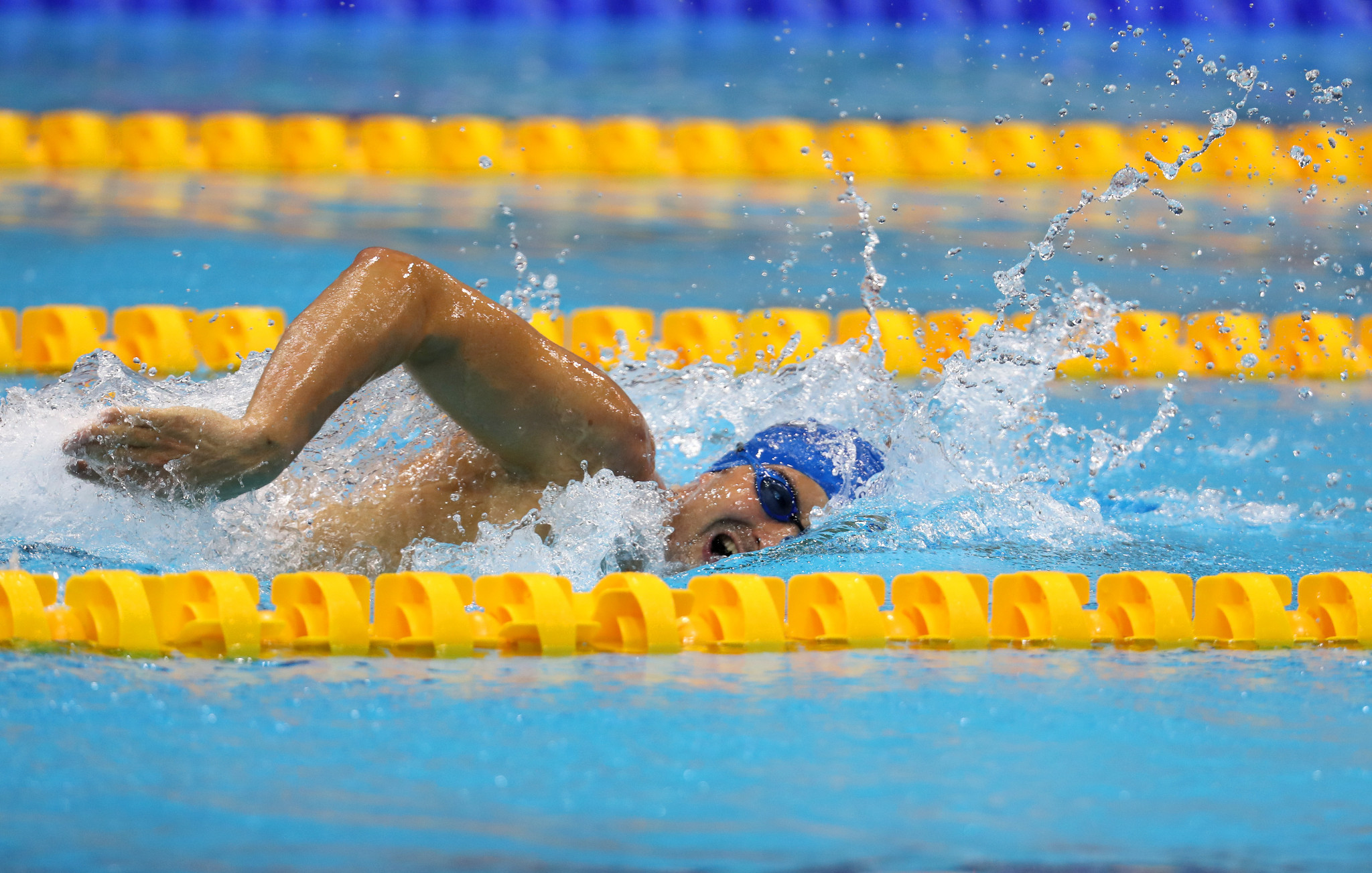 Ponce and Trimi break world records on fifth day of European Para Swimming Championships