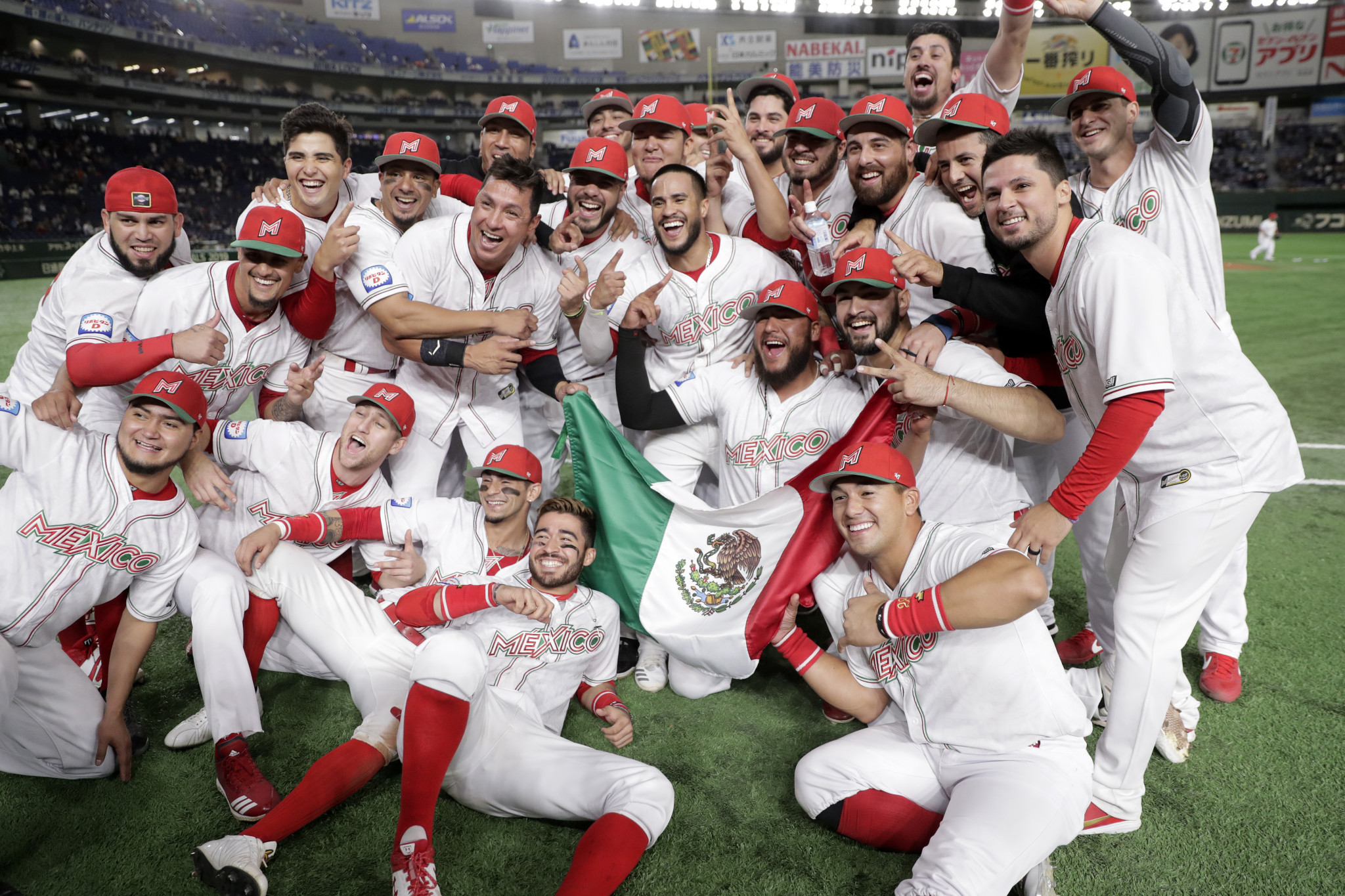México intervino para albergar el evento, pero ya se clasificó para los Juegos de Tokio 2020 © Getty Images
