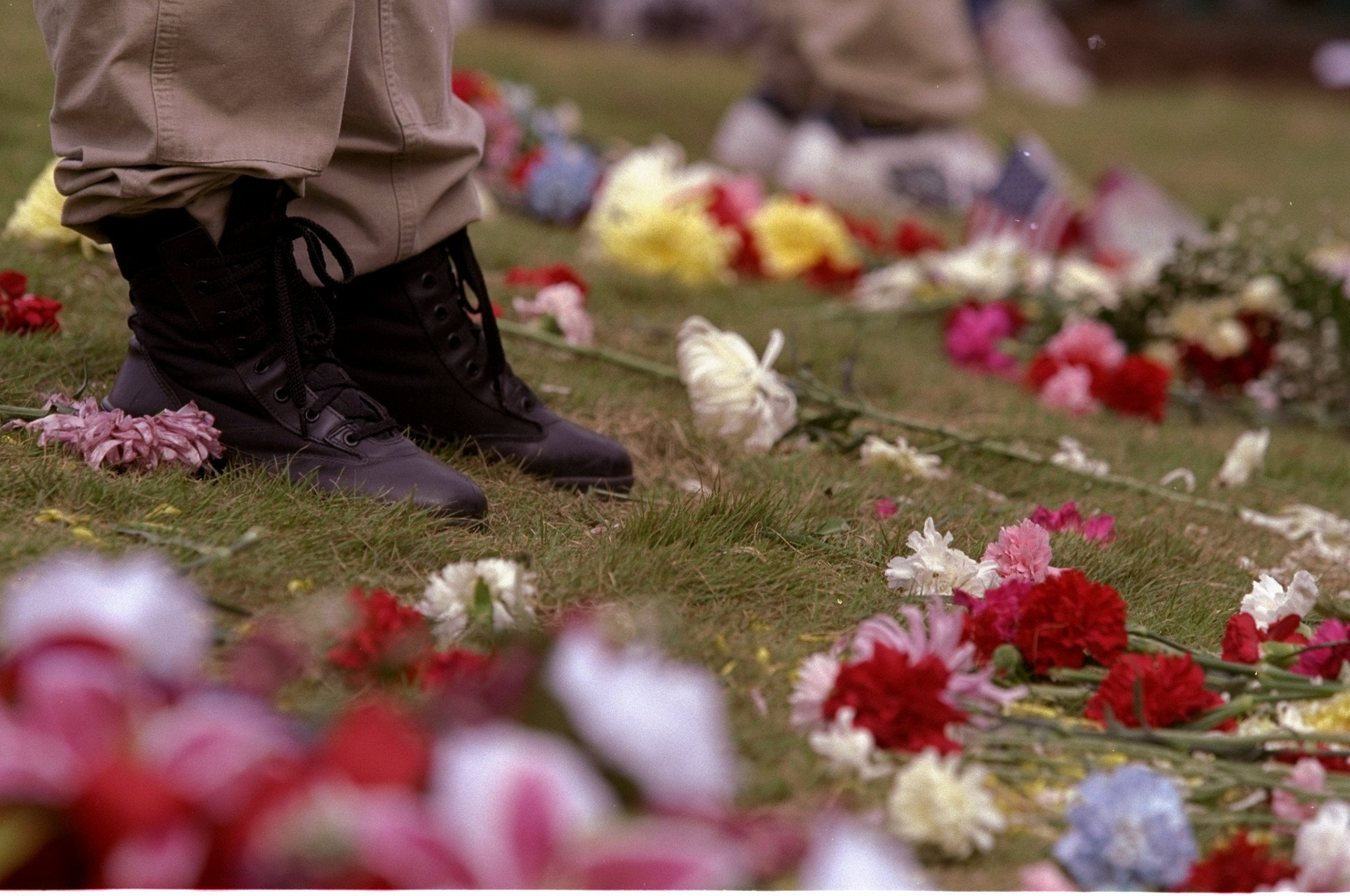 A bomb at Centennial Park killed two people ©Getty Images