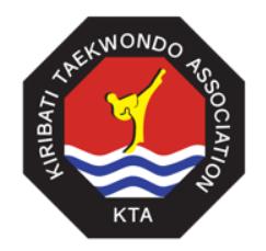 Five new referees trained by Kiribati Taekwondo Association