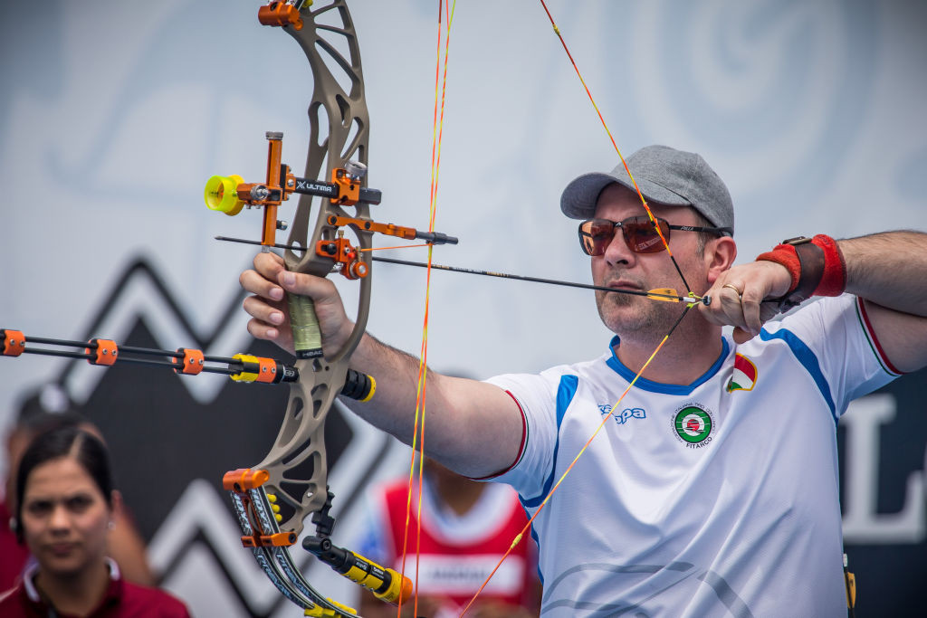 Italy take two team bronzes on day four of Archery World Cup in Lausanne