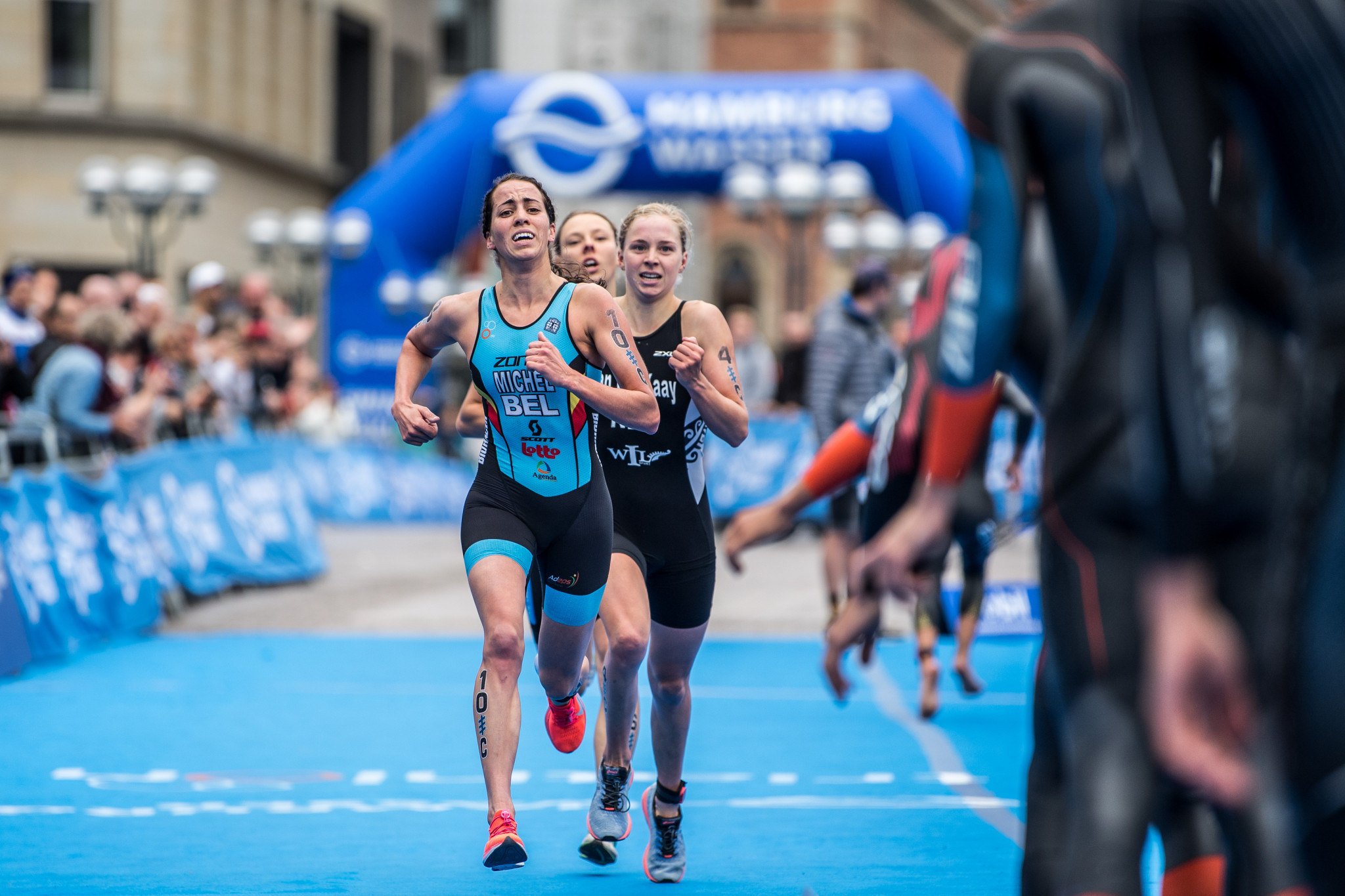 Belgium set for Tokyo 2020 after winning triathlon mixed relay Olympic qualifier