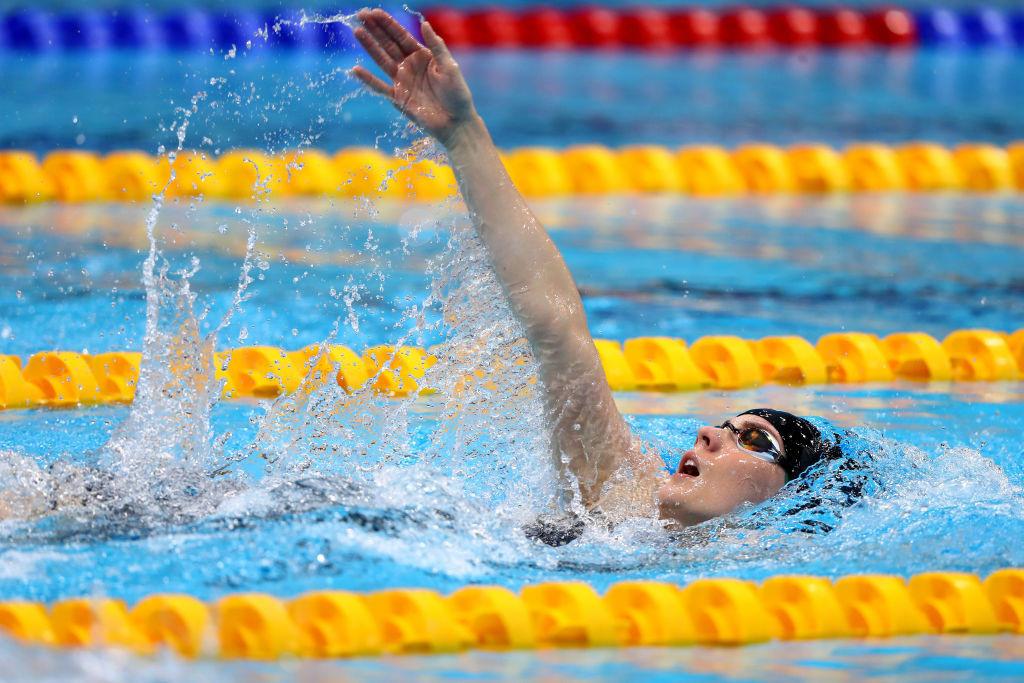 "Britain's Dawson wins European Aquatics Championships title ""twice"" following starting malfunction"