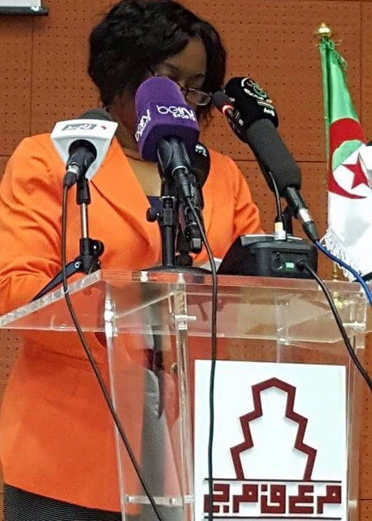 Gambian National Olympic Committee vice-president calls on sports bodies to elect more women