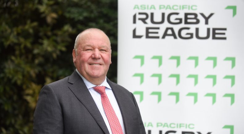 Edwards appointed Asia Pacific Rugby League Confederation chief of operations