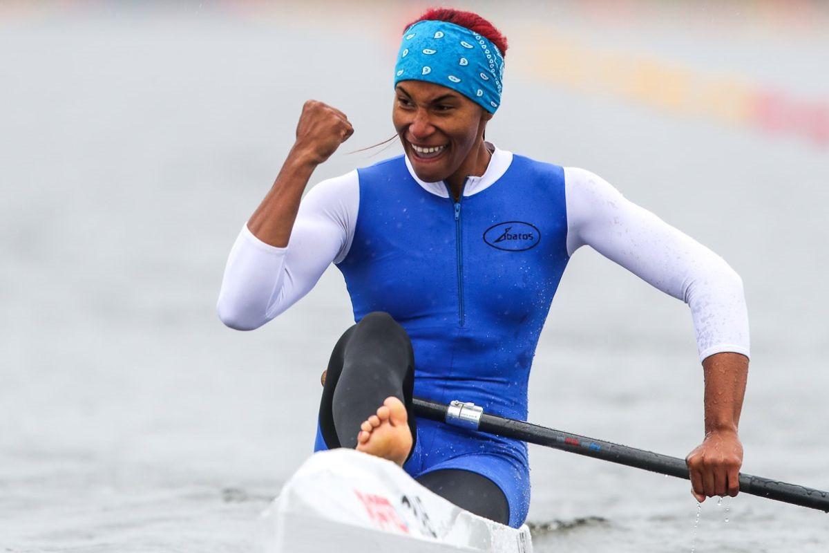 Double delight for Cuba and Austria at Barnaul Canoe Sprint World Cup