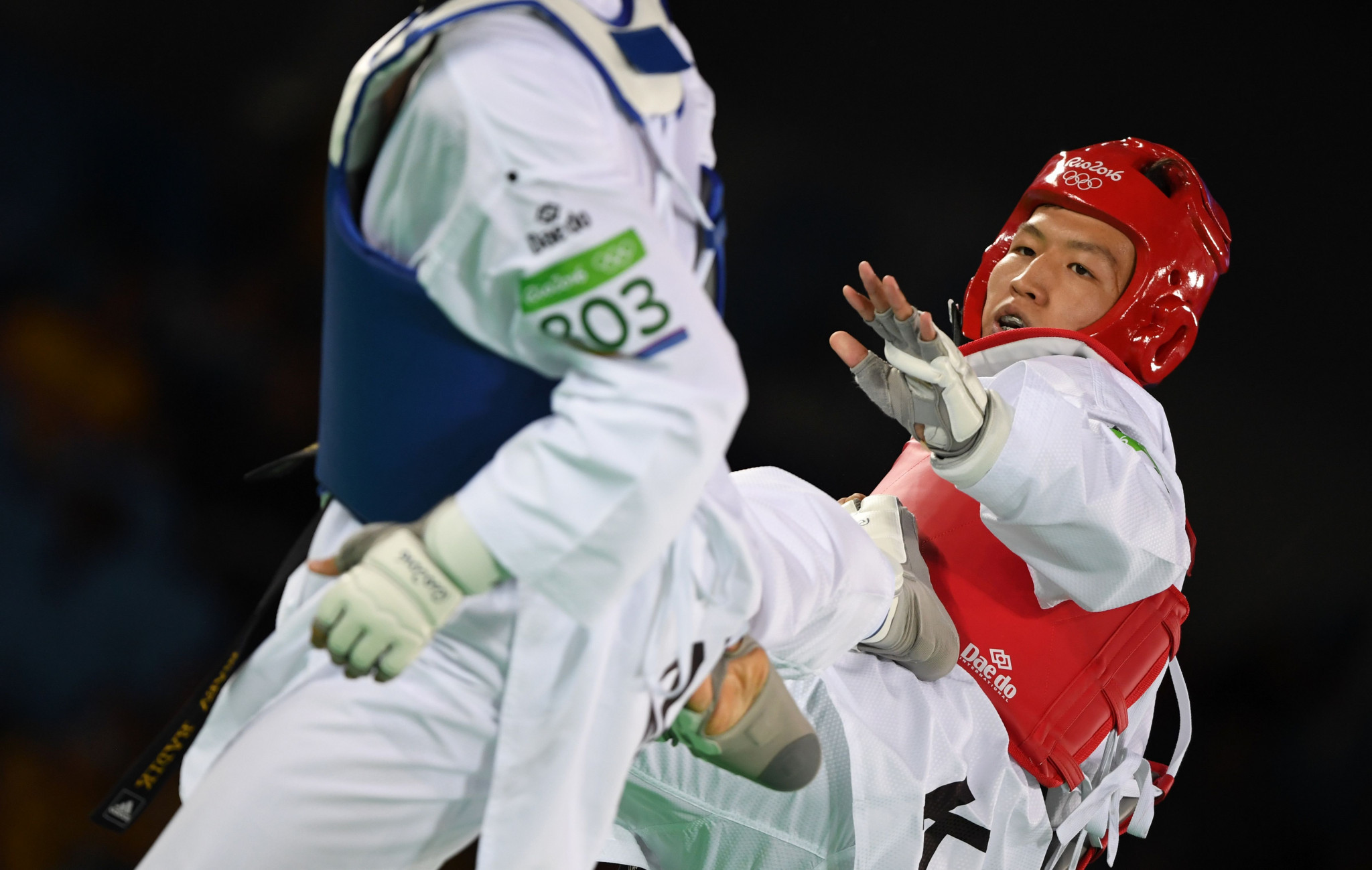 Kazakhstan secure two spots on second day of Asian Taekwondo Olympic Qualification Tournament