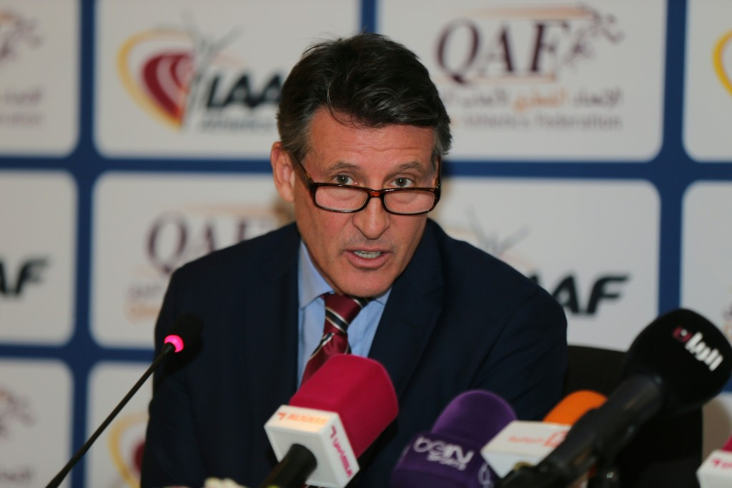The withdrawal of Adidas is sure to be a major blow for IAAF President Sebastian Coe