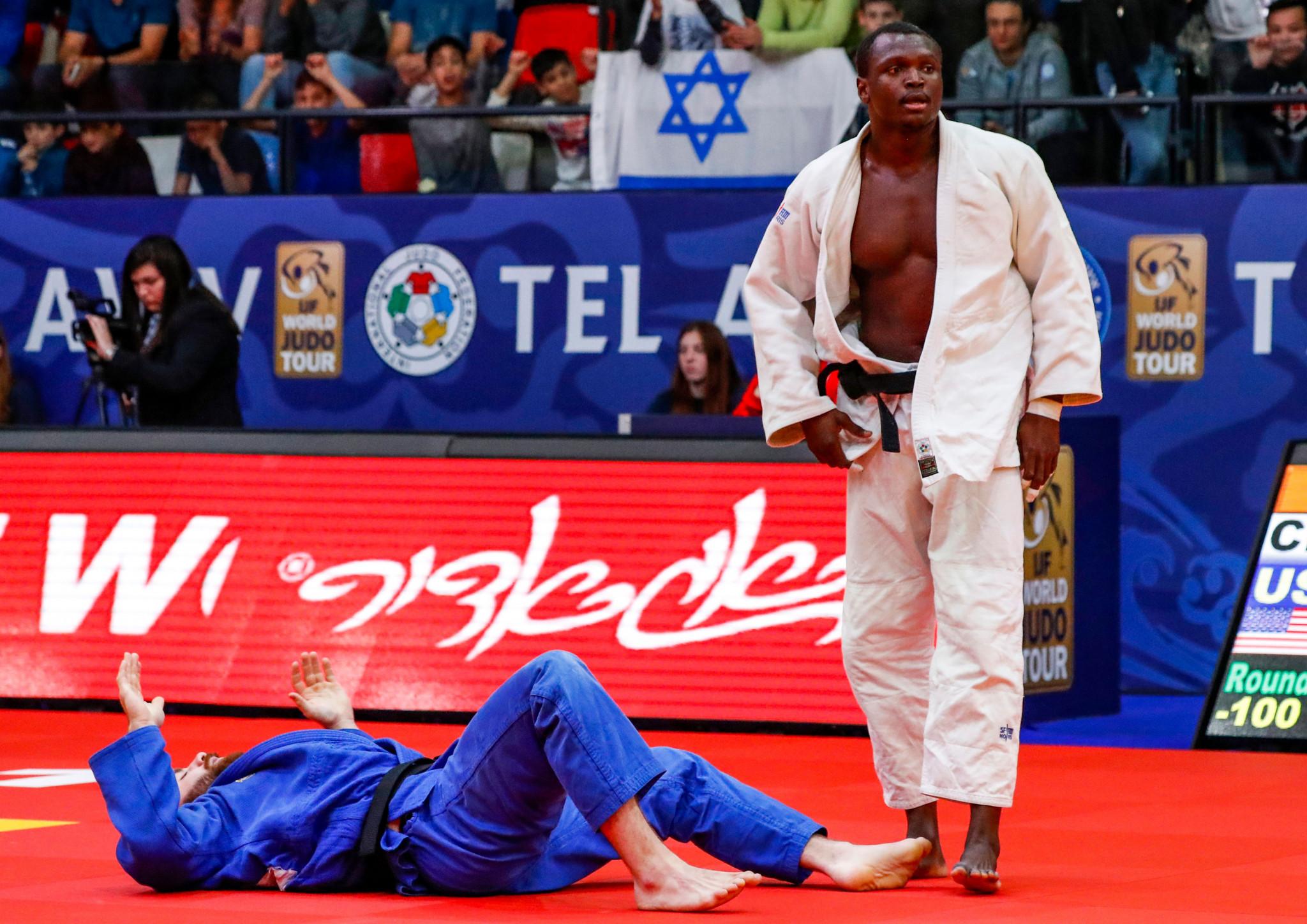 Koffi Kreme Kobena will compete for bronze tomorrow in Dakar ©Getty Images